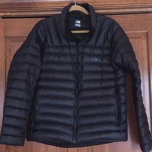 Men's The North Face down jacket